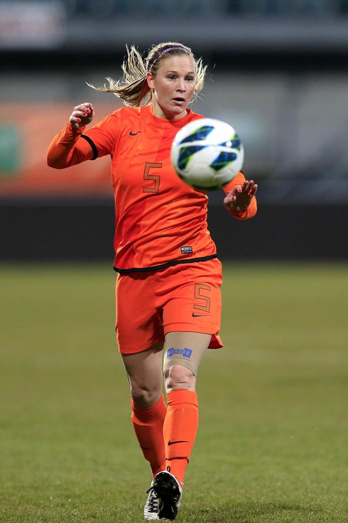 Claudia van den Heiligenberg.