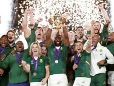 L'Afrique du Sud étrille l'Angleterre en finale de la Coupe du monde de rugby