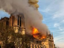 Muren Notre-Dame dreigen bij storm in te storten