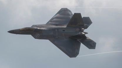 F-22-gevechtsvliegtuig neergestort in VS