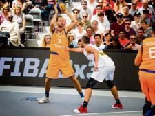 Jesper Jobse in China voor finale Worldtour 3x3 basketball