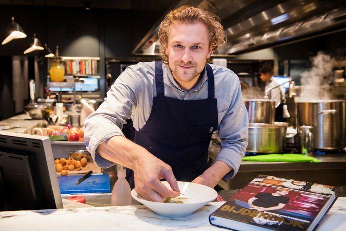 Chef Joris Bijdendijk.