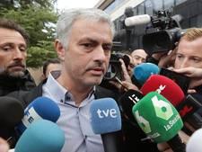 Mourinho lost belastingschuld in Spanje af