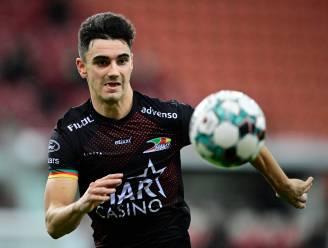"""Jelle Bataille (KV Oostende) blijft positief in aanloop naar match op Kortrijk: """"Het is plots niet allemáál slecht, hé"""""""
