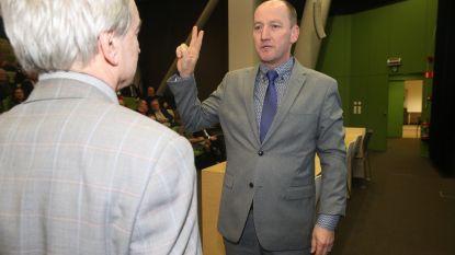 Burgemeesters Eeklo en Zulte leggen de eed af