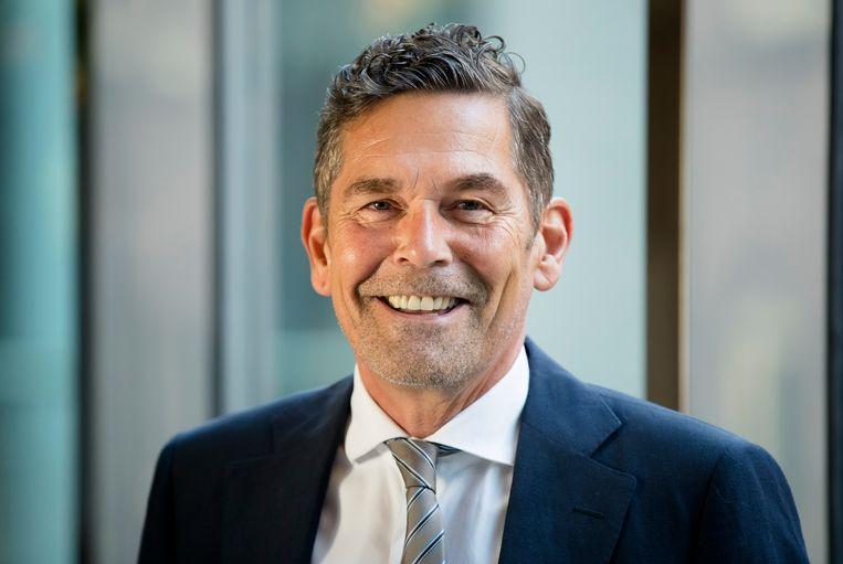 Harm Beertema, kamerlid voor de PVV.  Beeld ANP