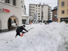 Sneeuwval verhindert eerste super-G voor skiesters