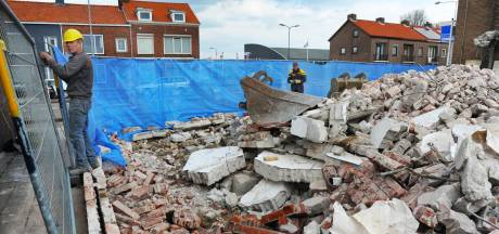 Vervuiling voormalige wasserij niet helemaal weg te krijgen: appartementen vervangen eengezinswoningen Scheldewijk