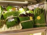 Des feuilles de bananier pour remplacer les emballages en plastique
