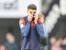 Frustratie bij Tahiri over nederlaag: 'Maar negatief worden en schreeuwen tegen elkaar helpt ook niet'