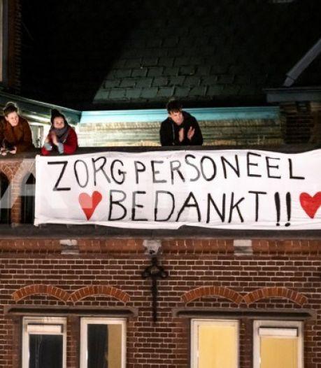 Barpersoneel en koks springen bij in de zorg in Breda: 'Honderden collega's meldden zich al aan'