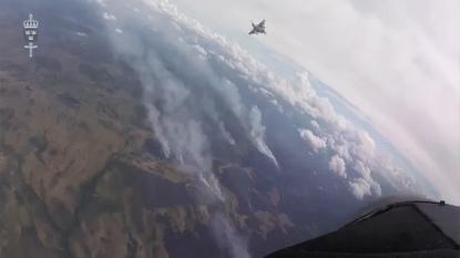Als niets anders nog helpt: Zweden blust bosbranden met bom