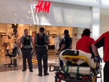Jongen (8) overlijdt bij schietpartij winkelcentrum VS, drie gewonden