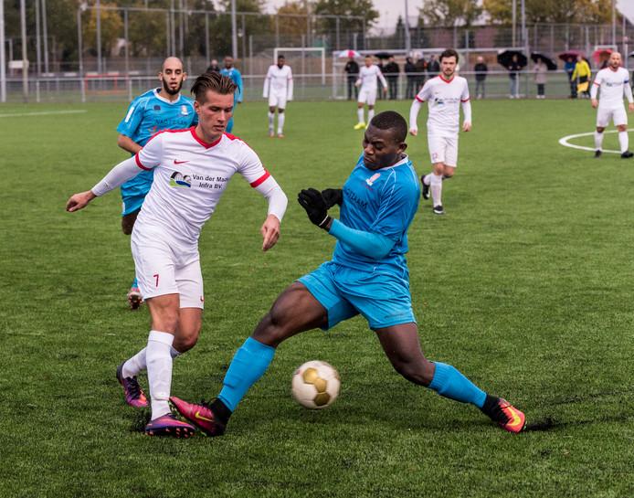DESO speelde afgelopen zondag nog tegen TOP.
