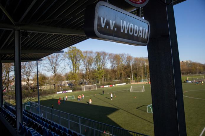 De velden van VV Wodan op sportpark Eindhoven-Noord (archieffoto)
