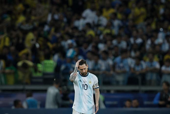 Copa America 2020? Coupe du monde 2022? Les occasions de remporter un trophée avec l'Argentine ne feront plus légion pour Lionel Messi...