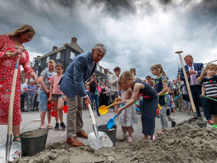 Aftrap graafwerk haven Zevenbergen: 'Straks op een A-locatie aan het water'