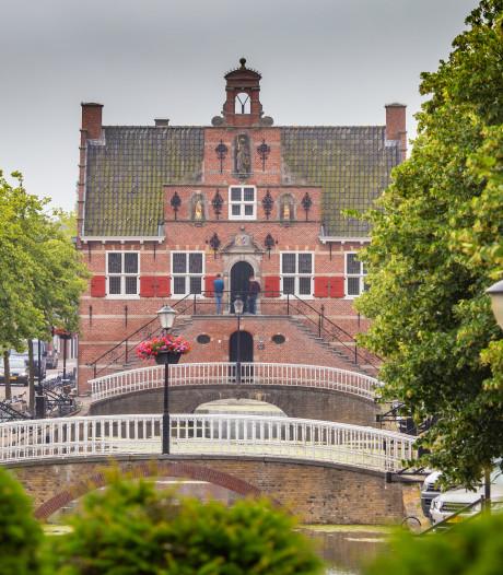 Asbest aangetroffen in het Oude Raadhuis