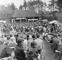 Het beatfeest in de Markelose Kösterskoele op Hemelvaartsdag 1967.