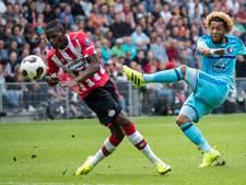 PSV is thuis doorgaans  sterk tegen Feyenoord