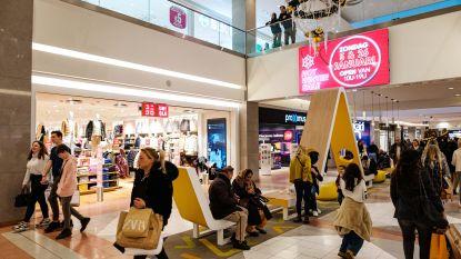 Wijnegem Shopping Center heeft start solden niet gemist