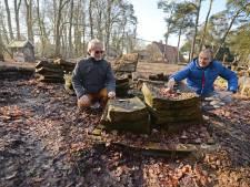 Woede over diefstal eeuwenoude waterput in Losser:  'Schande, ze wisten precies wat ze moesten hebben'
