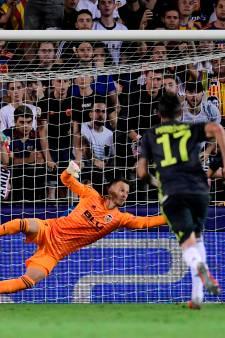 Juventus recht rug na rood Ronaldo