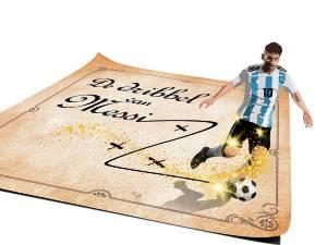Messi staat dichter bij goddelijke schepping dan de mensheid en de aarde zelf