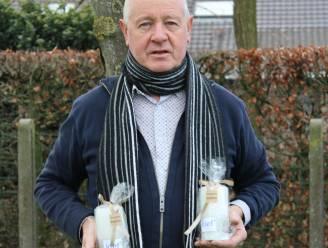 Seniorenvereniging Vief schenkt kaarsen aan leden
