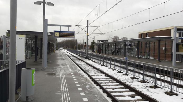 Meisje onder tram in Zoetermeer