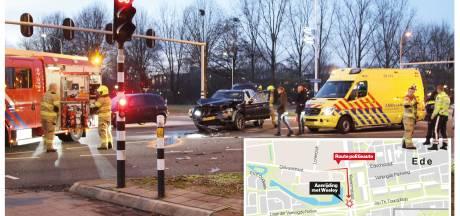 Politie geeft toe: aanrijding Wesley (28) onze schuld, schadevergoeding voor slachtoffer