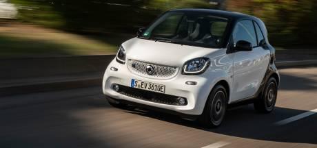 Smart verkoopt vanaf volgend jaar alleen nog elektrische auto's