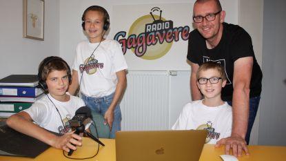 Radio Gagavere wil inwoners verbinden tijdens Dikkelvense Feesten