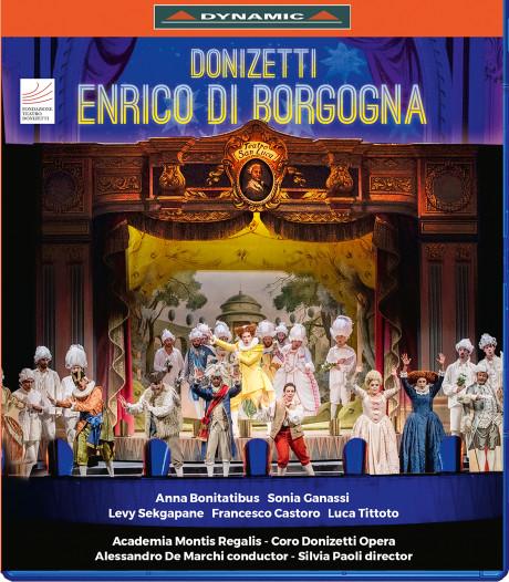 Tekortkomingen worden prachtig tegen elkaar uitgespeeld in vroege Donizetti-opera