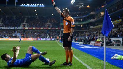 Malinovskyi riskeert zeven (!) speeldagen schorsing na rode kaart tegen Gent, ongeloof bij Racing Genk