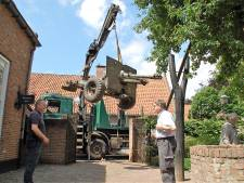 Beerse kanon dat Oirschotse toren in puin schoot 'even terug'