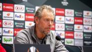 """Preud'homme denkt dat Standard kan winnen van Frankfurt: """"In eigen huis spelen is altijd een voordeel"""""""