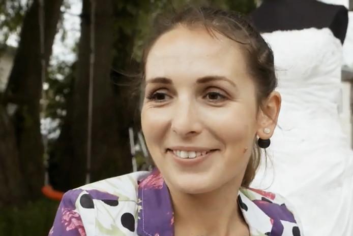 Moeder Olga Andropova in de documentaire 'Lief en leed op Parc Beaugarde'.