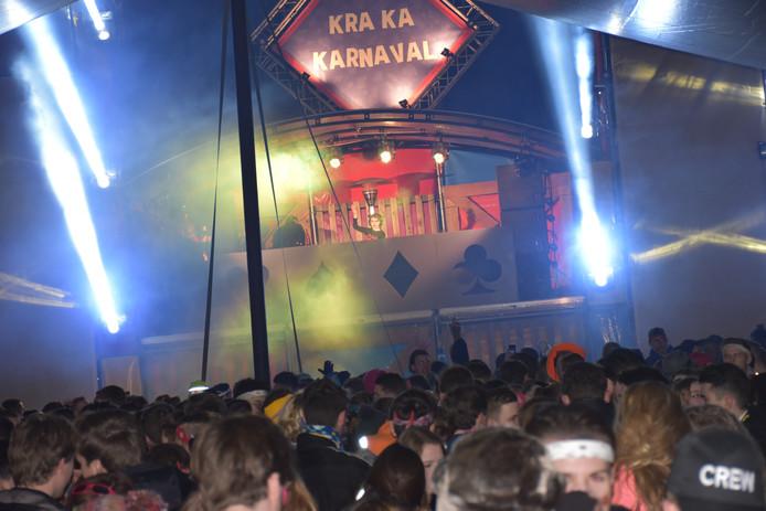 Kra Ka Karnaval place to be voor jongeren