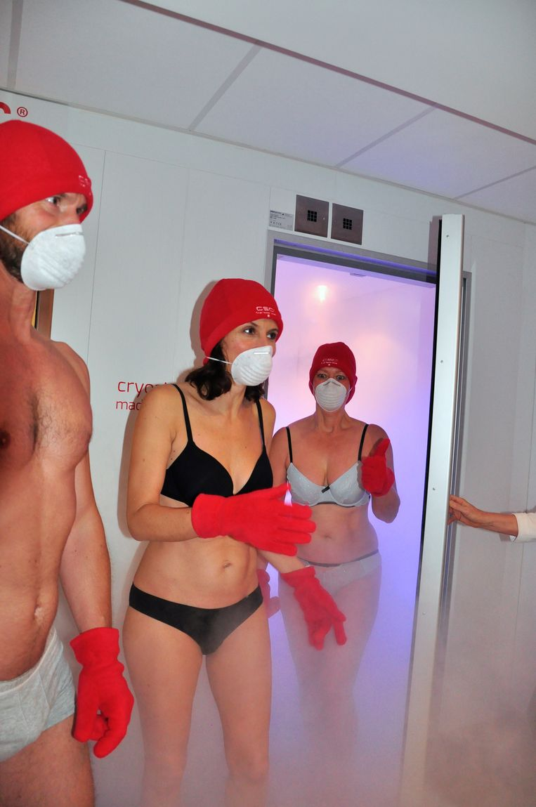 CryoSaunaCenter Brasschaat