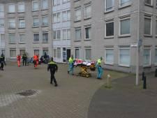 Twee gewonden bij steekpartij aan het Lamgroen in Den Haag