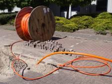 Afspraken om gaslekken door aanleg glasvezel in Hengelo te verminderen