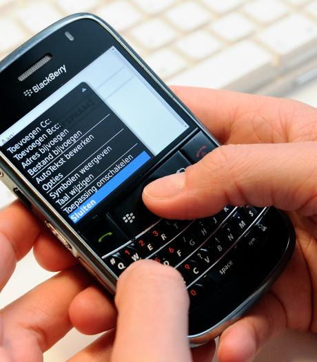 Nooit meer pingen: stekker gaat uit BlackBerry Messenger