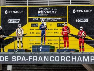 Schitterend weekend voor Ugo De Wilde op Spa-Francorchamps