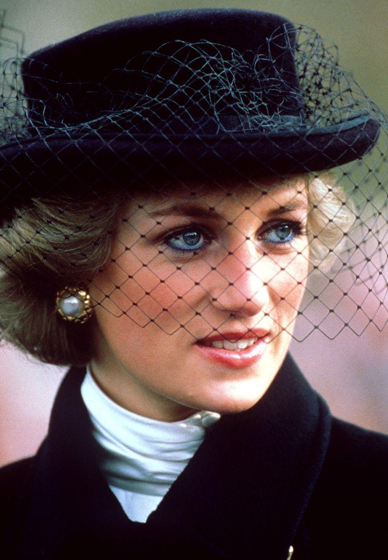 Prinses Diana Beeld Getty Images