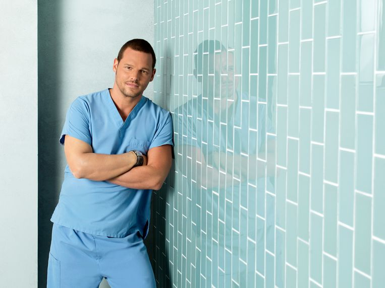 Justin Chambers als dokter Alex Karev