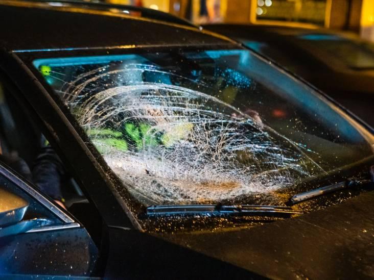 Voetganger zwaargewond na botsing met auto in Eindhoven