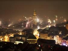 Utrecht wijst dit jaar in bijna elke wijk een vuurwerkvrije zone aan