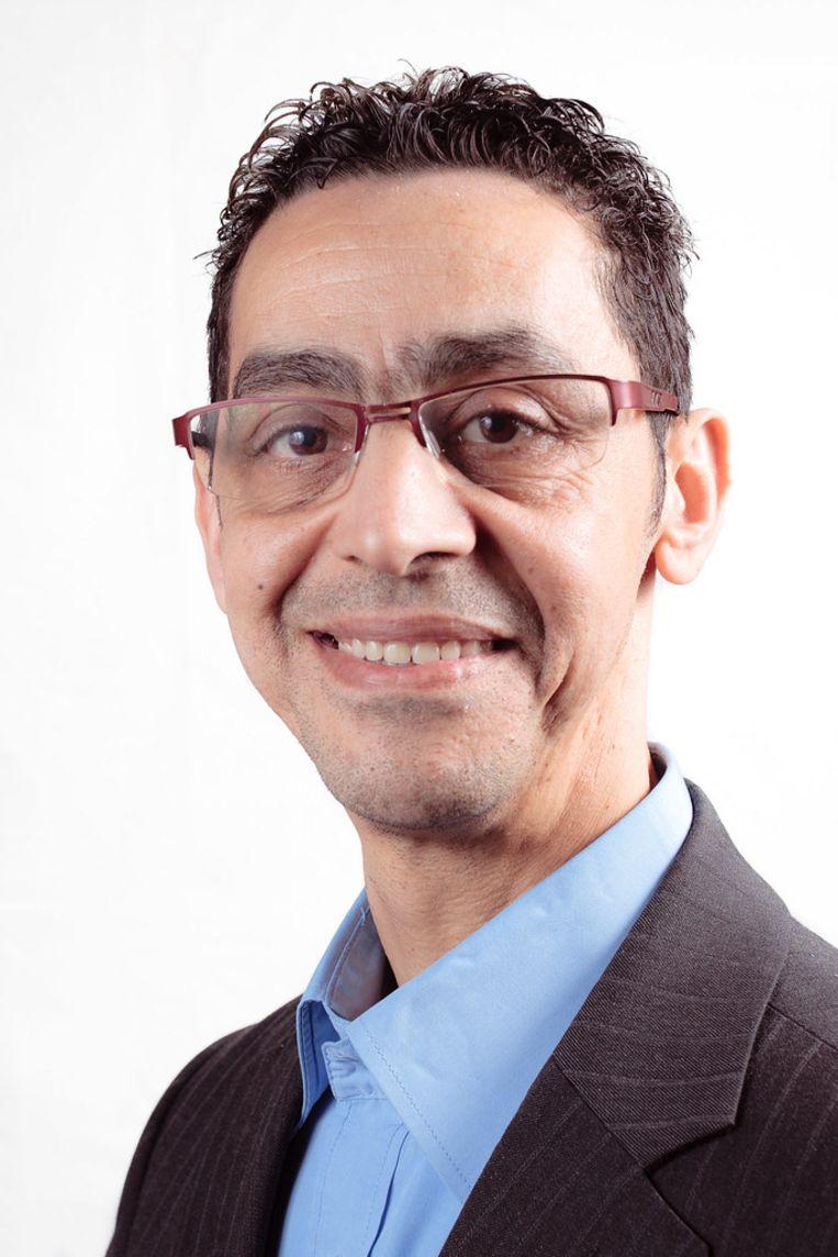 Fouad Sidali van M24. Beeld