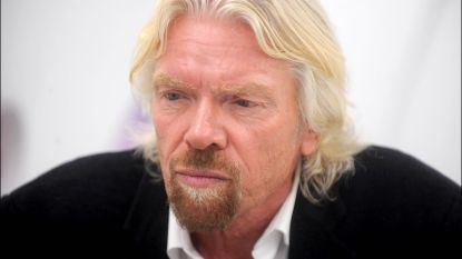 """Richard Branson: """"Virgin verloor derde van zijn waarde en deal van duizenden banen door Brexit"""""""